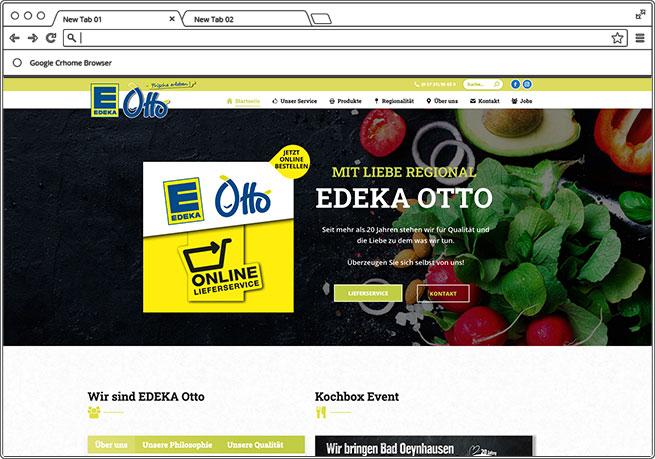 EDEKA Otto Navaro Design Bad Oeynhausen