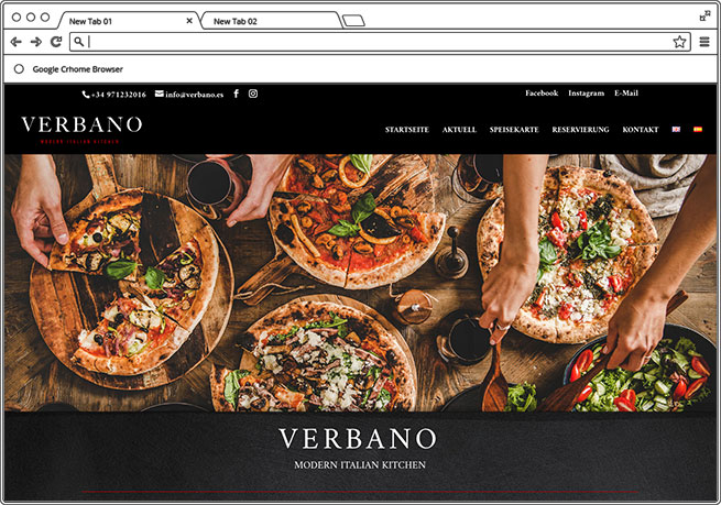 Verbano Navaro Design Bad Oeynhausen